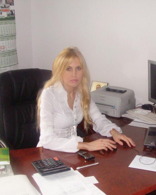 Сімлович Олена Володимирівна
