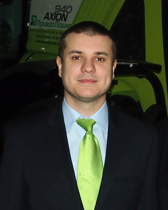 Табачинський Павло Миколайович